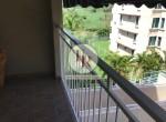 Rio Vista Carolina vista desde el balcon