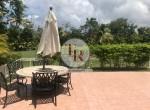 Villas de Golf comedor terraza